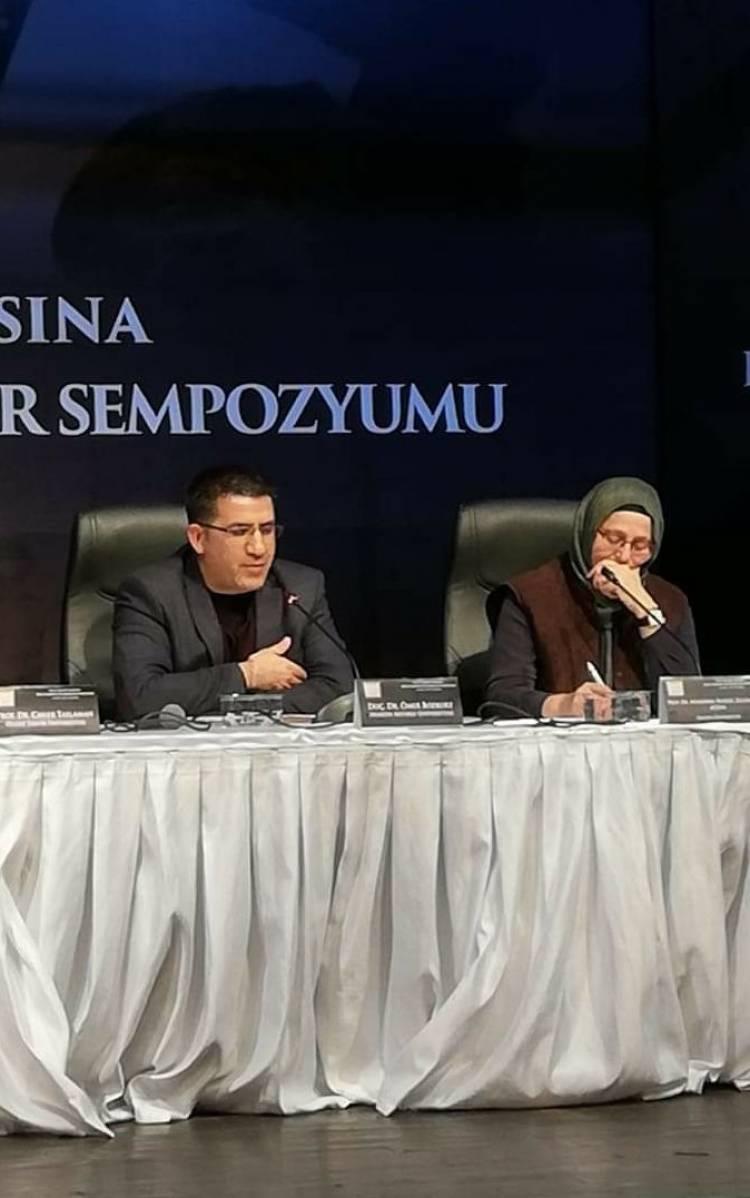 Müdürümüz Prof. Dr. M. Bedizel AYDIN, Mardin Artuklu Üniversitesi'ndeki Sempozyuma Katıldı