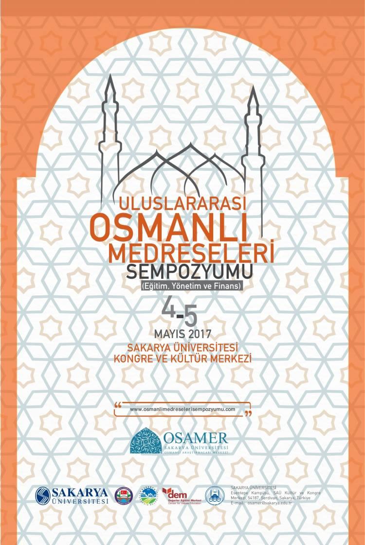 Uluslararası Osmanlı Medreseleri Sempozyumu